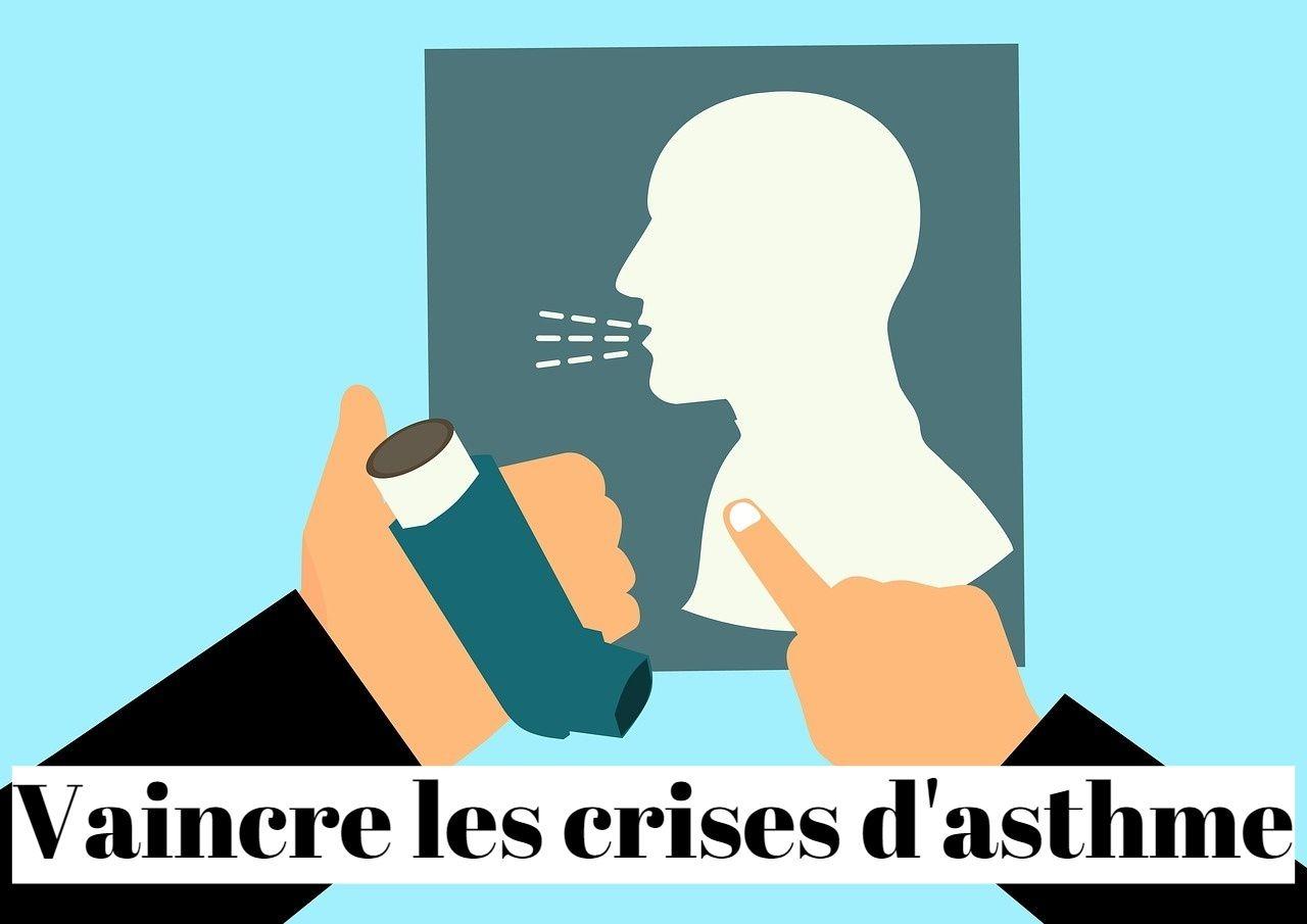 Comment calmer une crise d'asthme naturellement?