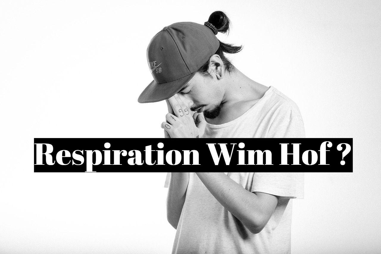 Méthode de respiration Wim Hof: attention danger