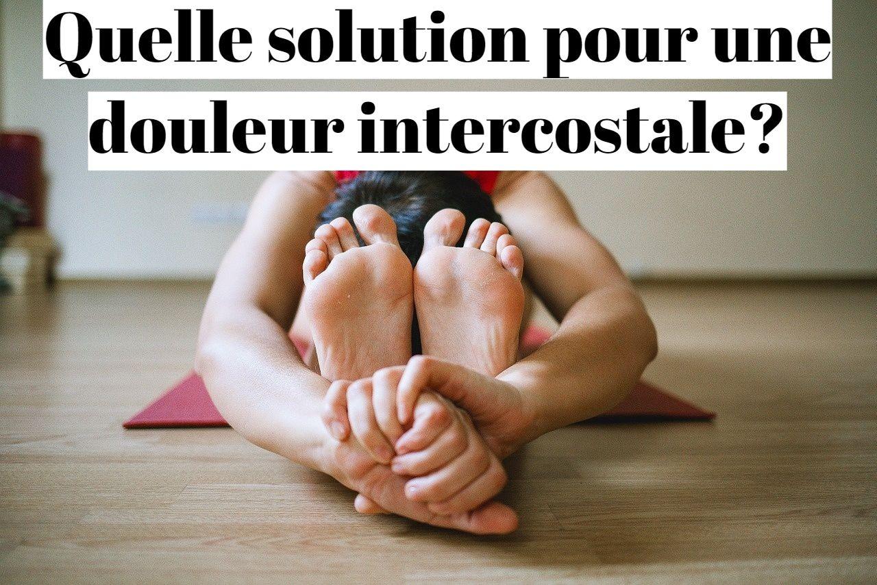 Douleur intercostale, stress et anxiété: que faire?
