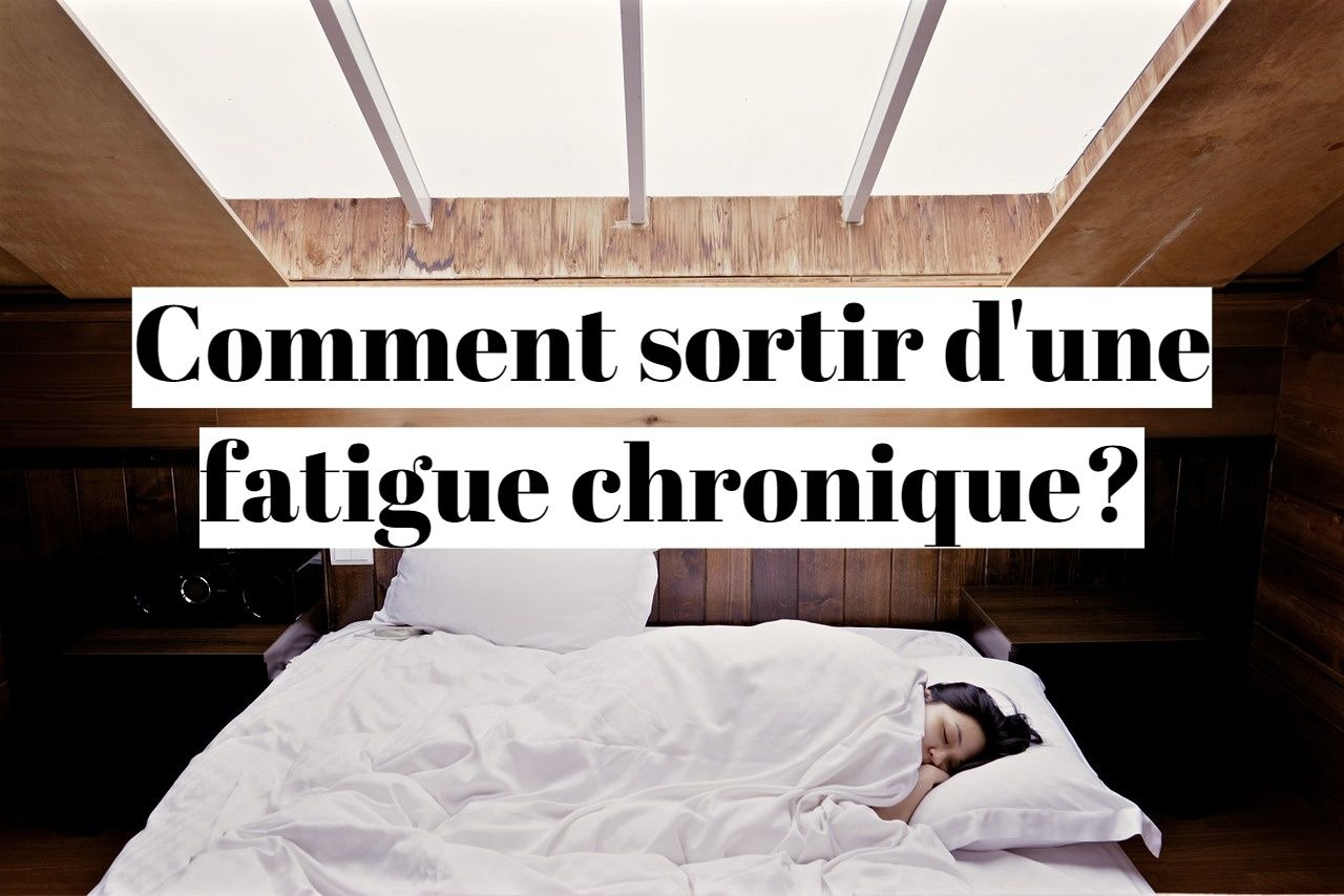 Fatigue intense chronique et stress: que faire?