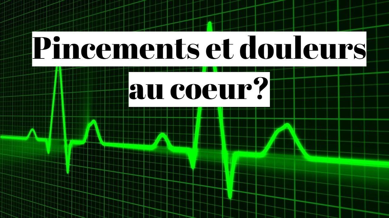 Pincements et douleurs au cœur? La solution respiration