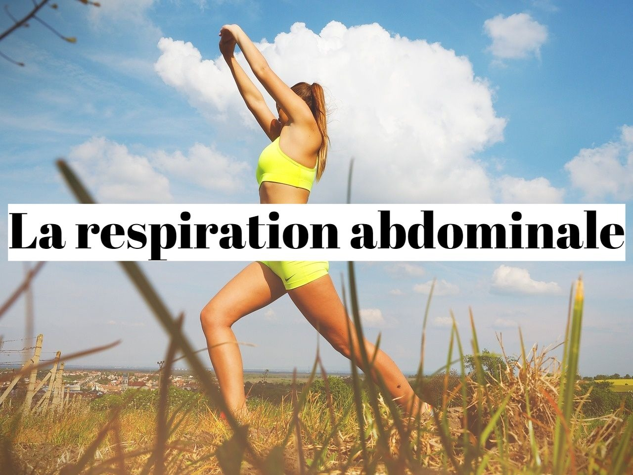 Respiration abdominale: anti-stress efficace et naturel