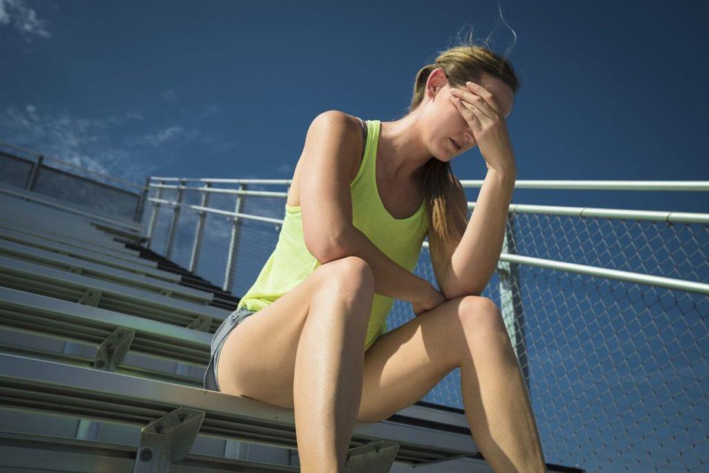 Je m'essouffle vite au foot : quelle solution ?