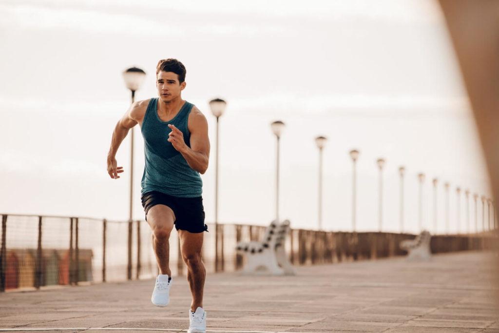 Comment avoir du souffle pour courir vite?