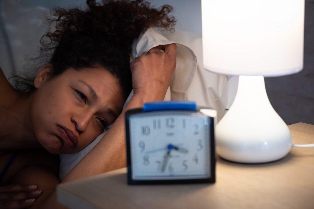 Essoufflement matinal et manque de sommeil